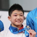 最年少、玉井陸斗が東京五輪を目指し鮮烈V