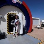 火星に思いをはせて、「火星基地1」を公開