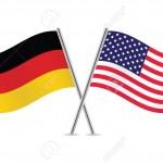 30022963-アメリカおよびドイツのフラグ-イラスト