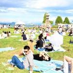 琵琶湖湖畔を舞台に、無料の野外音楽フェス