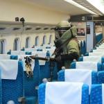 JR東海と愛知県警が新幹線でテロ訓練を実施
