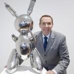 金属製ウサギ像「ラビット」が100億円で落札