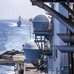 米海軍強襲揚陸艦「キアサージ」