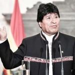 モラレス大統領