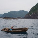 石巻の漁船が高知で発見、津波から8年漂流か