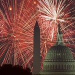 米独立記念日の祝賀行事、毎年数十万人が集う