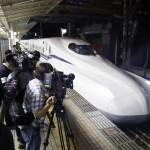 新型新幹線「N700S」が時速362キロを記録