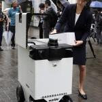 自動走行ロボ、経産省が公道での実証実験へ
