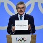 IOC、26年冬季五輪開催地に伊2都市を選出