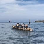 移住覚悟で沖縄へ? 舟作りや操船は高い技術か