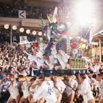 勇壮な「追い山」で最高潮の「博多祇園山笠」