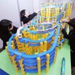 鉄道玩具「プラレール」発売60周年の記念展