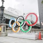 エンブレムや五輪マーク、東京五輪開幕あと1年