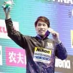 松元克央が日本新をマーク、銀メダルを獲得