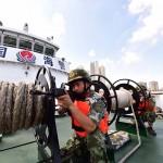 中国海警局の要員