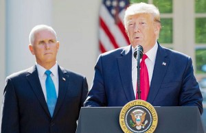 トランプ大統領