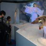 「風雪洞窟」では雪や氷の妖怪たちがあなたを氷漬けにしようと待ち伏せている