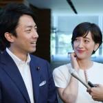 小泉進次郎議員と滝川クリステルさんが結婚へ