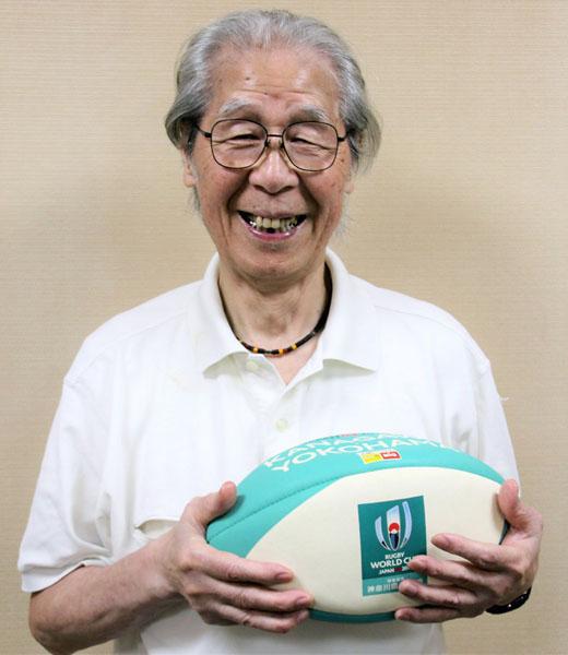 安田十四雄さん「生きがい」で大会を支える