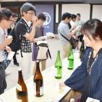 九産大学生が企画、「日韓利き酒イベント」開催