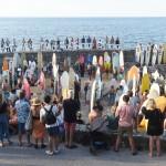 サーファーが「海洋汚染サミット」に集まる