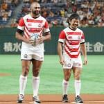 ラグビーW杯日本代表、7カ国の多国籍チームに