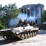 南オセチアに展開するロシア軍(South_Ossetia_war_58_army)