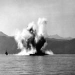 韓国の掃海艇「YMS-516」