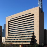 朝日新聞東京本社(Asahi_Shimbun_Tokyo_head_office)=Wikipediaより