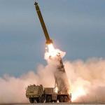 北朝鮮の「超大型」多連装ロケット砲