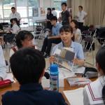 小中高生が意見交わし「いじめ」のない学校を考える