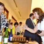 日本の酒をインドに、日本の9蔵元がイベント