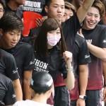 池江璃花子選手、白血病公表後初めて公の場に