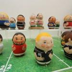 ラグビーW杯前に、世界の選手の博多人形が話題