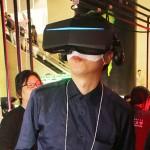 次世代通信「5G」を使って対戦、仮想現実も