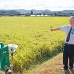 大嘗祭で使われる新米の産地の「斎田」決まる
