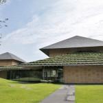 隈研吾氏設計の「登米懐古館」がオープン