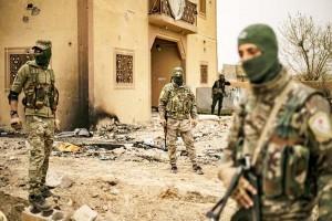 シリア民主軍
