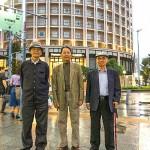 台湾人原告の3人