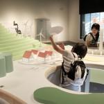 展示内容一新、「ガスの科学館」リニューアル