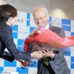 吉野彰氏にノーベル化学賞、企業研究者の視点結実