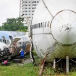 「飛行機の墓場」が人気、タイの観光名所に