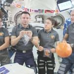 ブドウやミカン、ISSの宇宙飛行士に届ける