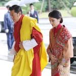 即位礼に2000人参列、ブータン国王ら篤い視線