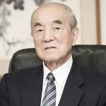中曽根元首相
