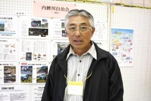 たなか・つとむ昭和24年生まれ。会社に勤めながら稲作を行う兼業農家。認定農業者。会社を定年退職後、平成29年から内鯉川自治会会長。30年から三種町農業委員会委員を務める