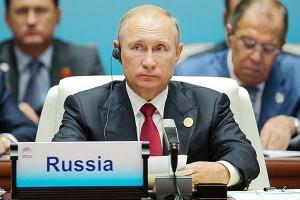 プーチン露大統領