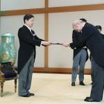文化の日、令和初の文化勲章親授式が行われる