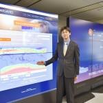情報機構などが太陽放射線の被曝線量を推定