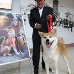ザギトワ選手の愛犬の妹「勝花」、大館市に